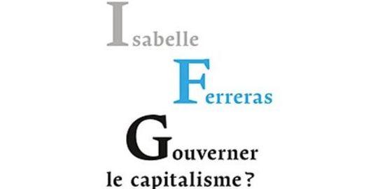 AEF sur le livre d'Isabelle Ferreras «Gouverner le capitalisme»