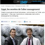 L'alter management chez LIPPI