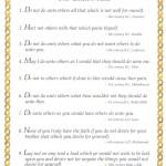 La règle d'or de Robert McDermott, ex PDG de USAA et de Maryline E. Wilhelm, enseignante