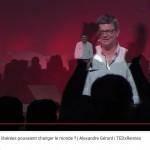La conférence d'Alexandre Gérard au TEDx Rennes