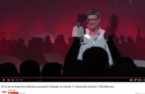 Alex Gerard, TEDx Rennes