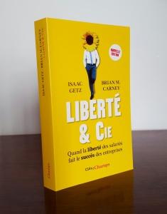 Liberté&Cie, nouvelle édition, couverture
