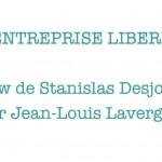 Video (6') de Stanislas Desjonqueres : L'épreuve de libération difficile et heureuse