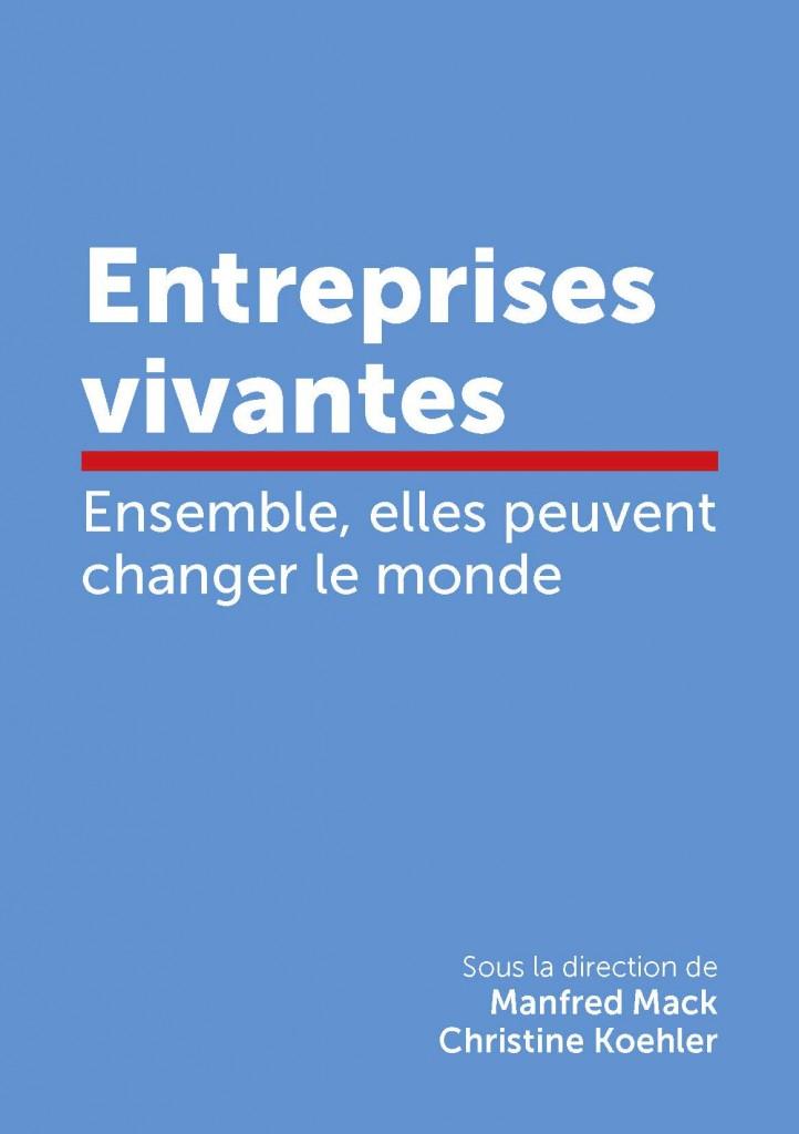 """Livre """"Entreprises vivantes"""""""