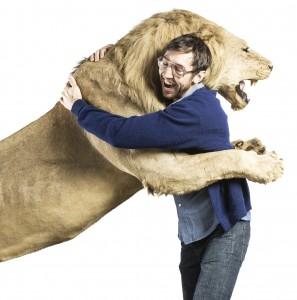 Client lion remercie