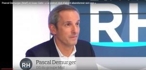 Video Pascal Demurger