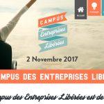 Le 2e CAMPUS des ENTREPRISES LIBÉRÉES