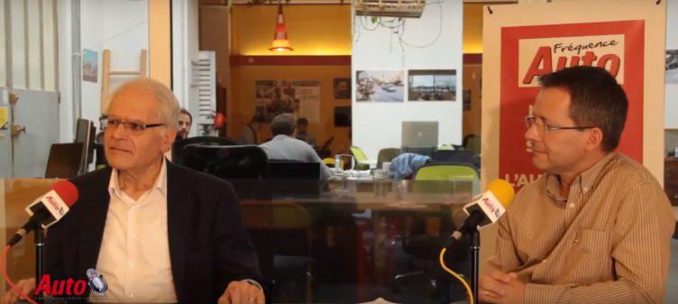 Emission de Fréquence Auto avec Pierre Nassif et le responsable FO de PSA