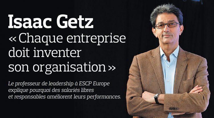 Chaque entreprise doit inventer son organisation – ITW au Figaro
