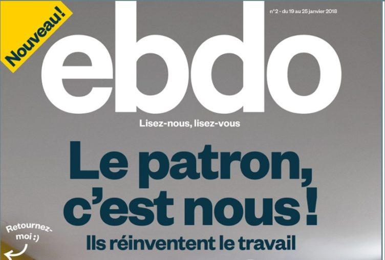 Michelin et la CPAM Aude en libération dans EBDO, nouvel hebdo