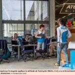 Décathlon et d'autres entreprises libérées en Belgique