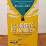 La liberté, ça marche! en edition poche avec le récit de transformation de Michelin
