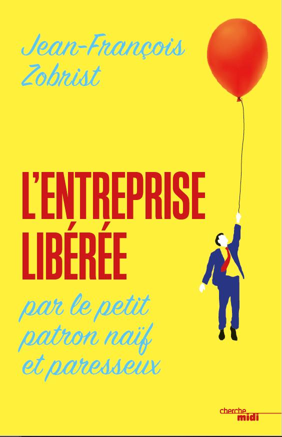 Nouveau livre de Jean-François Zobrist